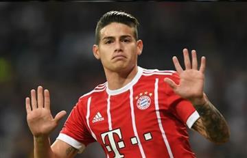 James Rodríguez por encima de Cristiano Ronaldo, los números hablan por sí solos