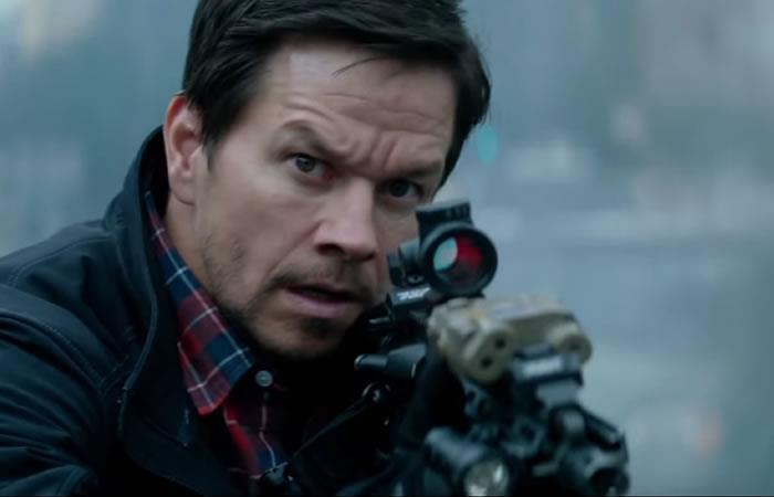 Mile 22 - trailer con Mark Wahlberg