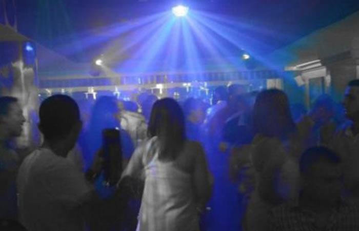 Video: Así fue la balacera en discoteca de Cali