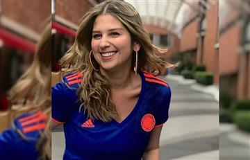Andrea Guerrero presenta manual para empoderar a las mujeres en el Mundial de Rusia 2018