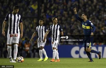 Boca Juniors goleó a Alianza Lima: Reviva el Minuto a Minuto
