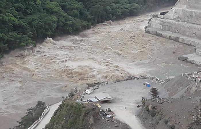 ¡Evacuación inmediata! Alerta máxima en 12 municipios por Hidroituango
