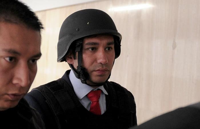 Exfiscal Luis Gustavo Moreno salió hacia EEUU