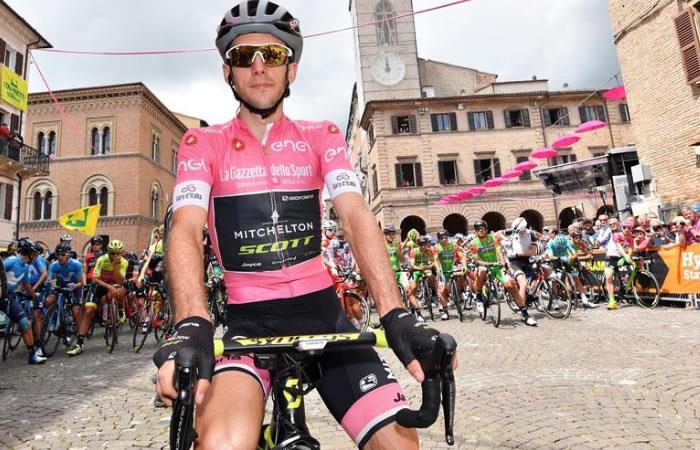 Giro de Italia: Así va la clasificación general