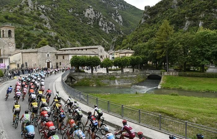 Giro de Italia: Sigue acá la transmisión EN VIVO online de la etapa 12