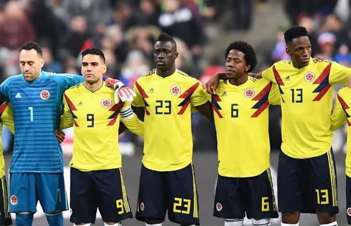 A 27 días del Mundial, Colombia ni sube ni baja posiciones en el ránking FIFA