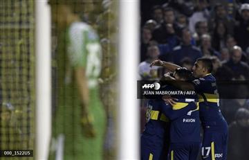 Libertadores: Boca Juniors aplastó a Alianza Lima, anotaron Cardona y Fabra