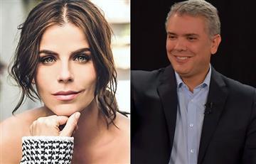 María Fernanda Yepes habló de su pasada relación con Iván Duque