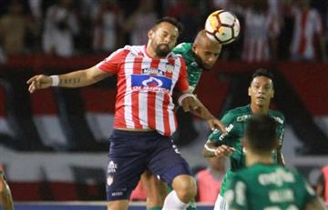 Palmeiras vs. Junior: Transmisión EN VIVO por TV y online