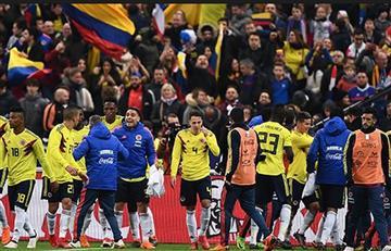 Selección Colombia: Arias y Murillo los primeros en el entrenamiento
