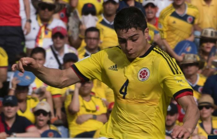 Selección Colombia: Stefan Medina, el primer descartado por José Pékerman