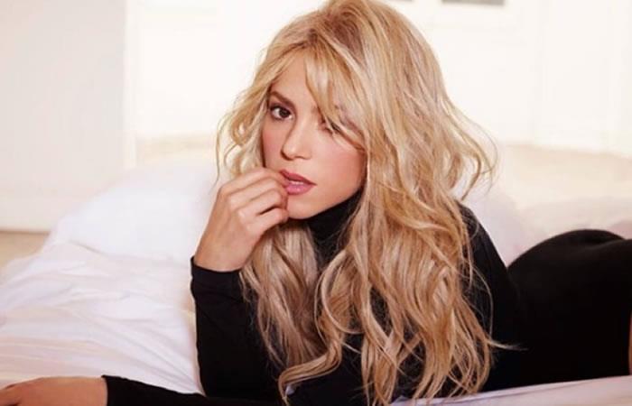 Shakira deja a todos con la boca abierta tras impresionante flexibilidad