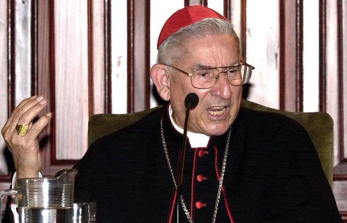 El cardenal Darío Castrillón Hoyos muere en Roma