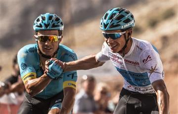 Giro de Italia: Miguel Ángel López, el mejor colombiano en la general