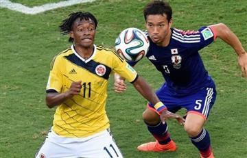 Japón, rival de Colombia en el Mundial, confirmó sus 23 convocados