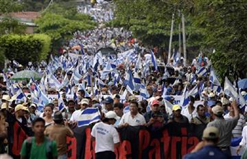 """Jóvenes a Ortega: """"No queremos diálogo, pedimos su renuncia"""""""