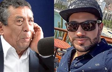 Rubén Darío Arcila y el agarrón con Miguel Pajón por Esteban Chaves