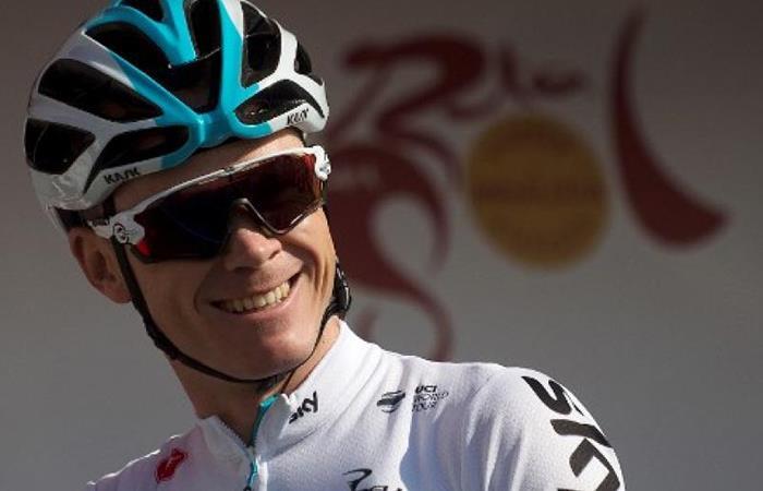 Giro de Italia: Chris Froome gana la etapa 14