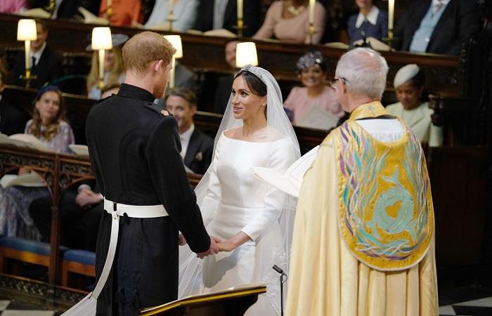 ¿Meghan Markle no juró obedecer al príncipe Harry?