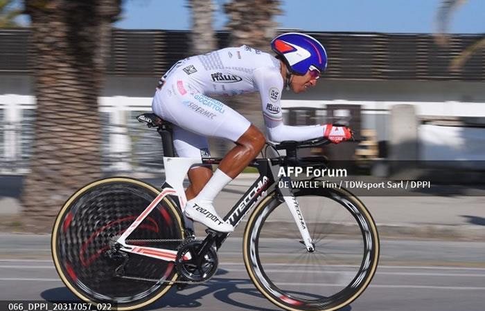 Tour de California: Bernal triunfa en la sexta etapa y reconquista el liderato