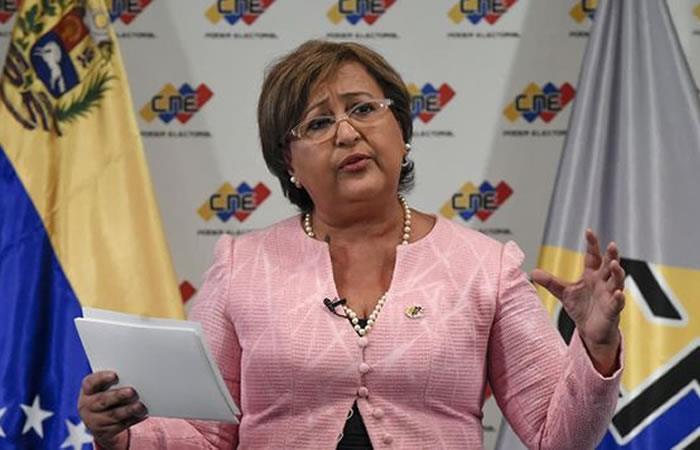 CNE prohibió a Maduro pagar