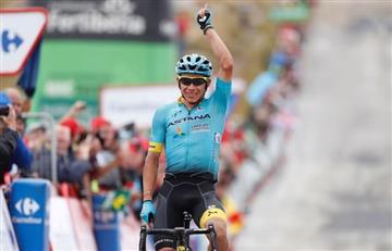 Giro de Italia: ¡Supermán López el mejor colombiano!