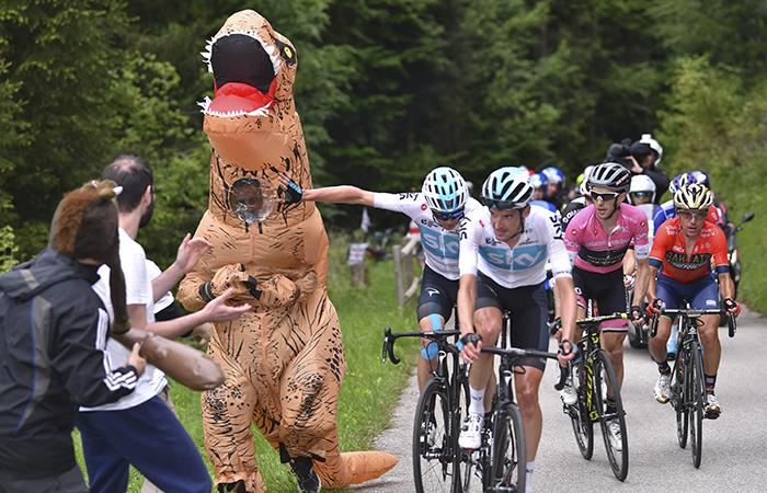 Giro de Italia: Transmisión EN VIVO online de la etapa 15