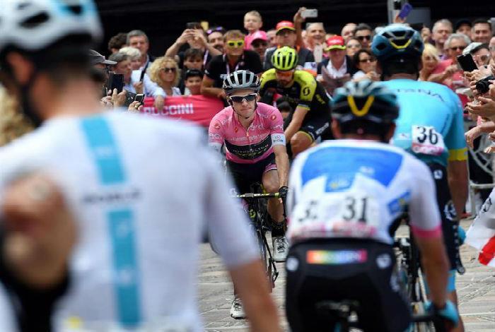 Giro Italia: Así va la clasificación general