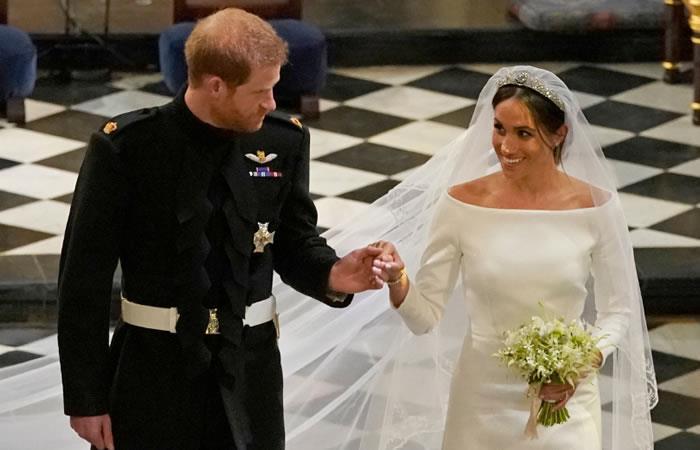 Vestidos de la boda real