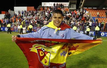 ¡El 'cucho' Hernández protagonista con el Huesca!