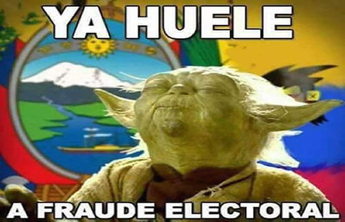 Estos fueron los memes de las elecciones presidenciales de Venezuela