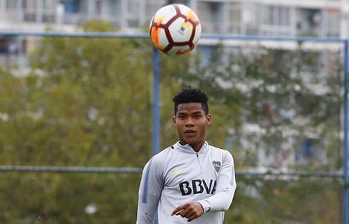 ¿Wilmar Barrios será compañero de Davinson en el Tottenham?