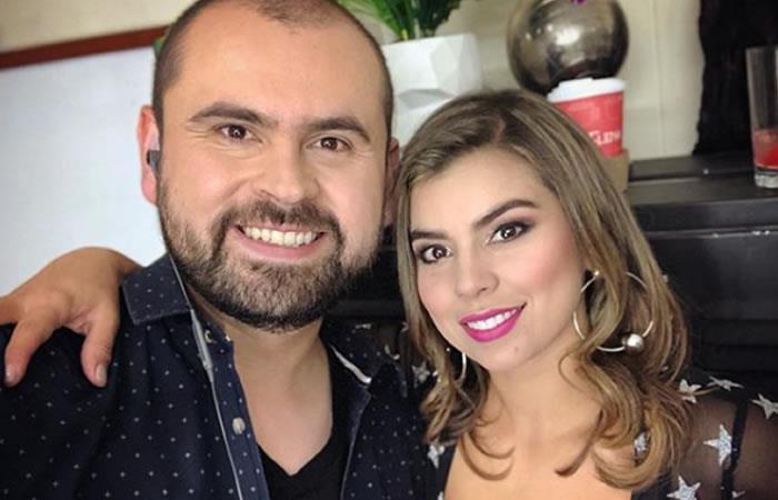 Así revelaronRicardo Quevedo y Liss Pereiraque serán papás