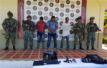 Bolívar: Capturan a alias 'Samuel', heredero de 'el Indio' del Clan del Golfo