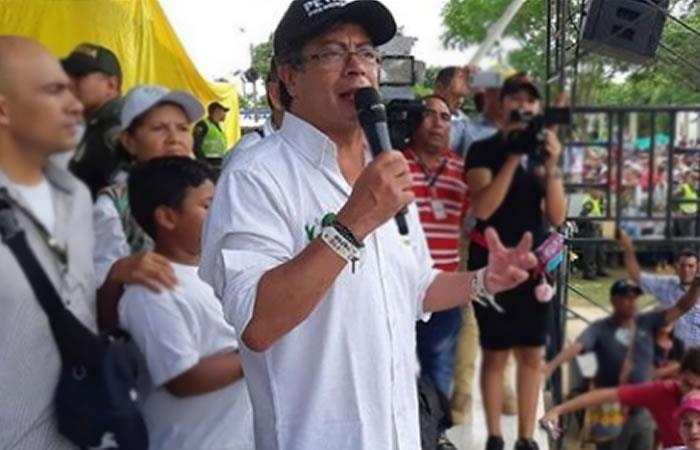 Cantante que participó en campaña de Gustavo Petro fue amenazado