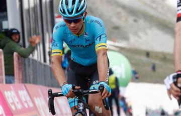 Giro de Italia : Así van los colombianos en la general