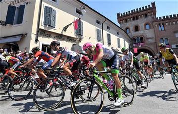 Giro de Italia: Sigue la transmisión EN VIVO de la etapa 16