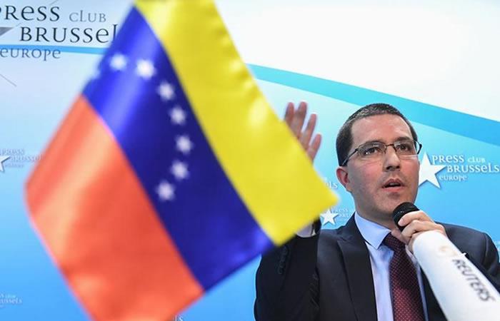 Gobierno de Venezuela asegura que es víctima de EE.UU. al estilo Ku Klux Klan