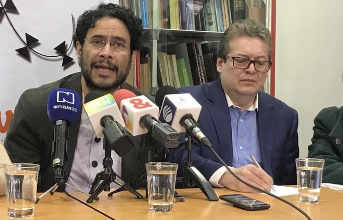 Iván Cepeda denuncia a 'Popeye' por sus mensajes contra los partidarios de Petro