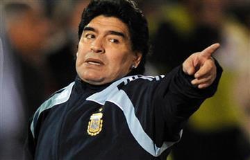 Maradona envía contundente mensaje a Paolo Guerrero