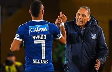 """Miguel Ángel Russo: """"El rival es fuerte, como ha sido este grupo"""""""