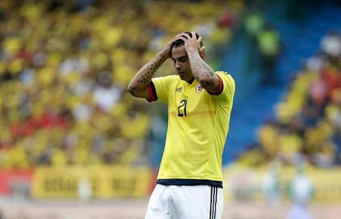 Selección Colombia: ¿Cardona y Zapata por fuera de la lista de Pékerman?