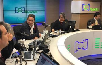 Vargas Lleras ofende y descalifica a la periodista Yolanda Ruíz