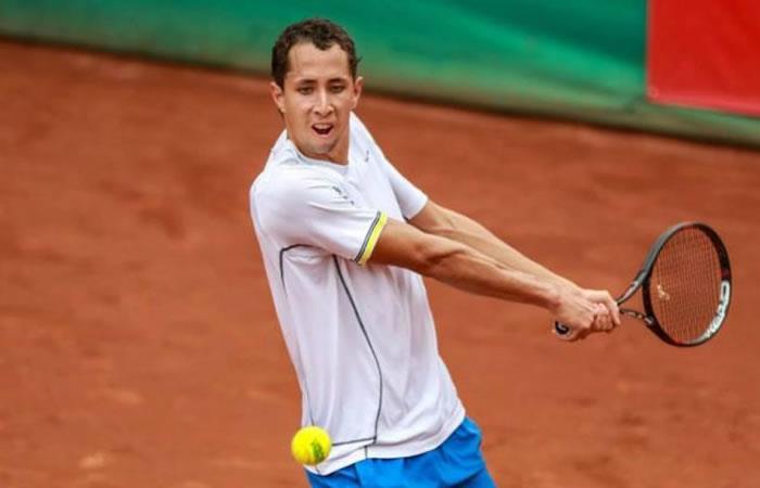 Daniel Galán quedó eliminado pero dejó muy buenas sensaciones en el Roland Garros