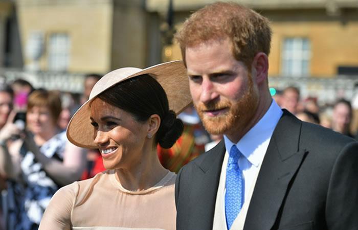 El príncipe Harry y Meghan Markle reaparecen tras la boda real