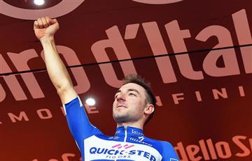 Elia Viviani vuelve a ganar en el Giro de Italia