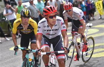 Giro de Italia: Jarlinson Pantano fue el mejor colombiano de la etapa 17