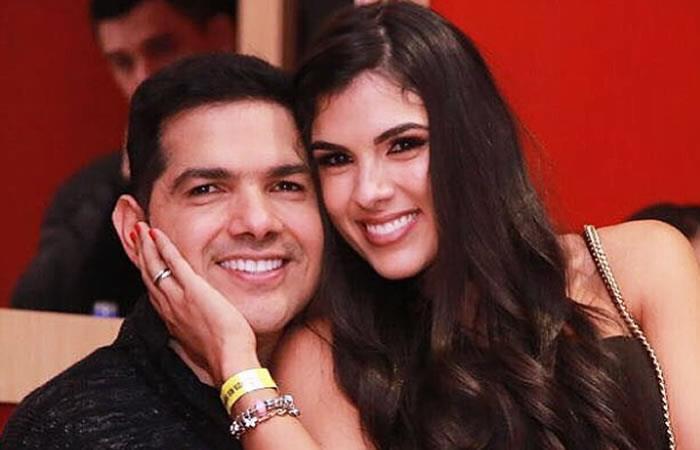 Peter Manjarrés y el romántico regalo a su esposa de cumpleaños