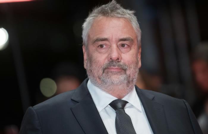 Actriz denuncia por violación al cineasta francés Luc Besson
