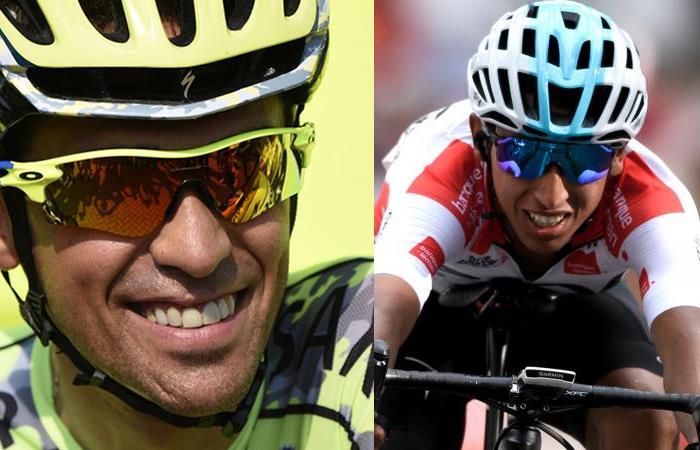 Alberto Contador se refiere a Egan Bernal y confía en que brillará en los próximos años